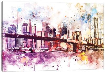 New York Dreams Canvas Art Print