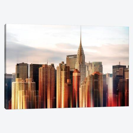 Chrysler Building Canvas Print #PHD75} by Philippe Hugonnard Canvas Artwork