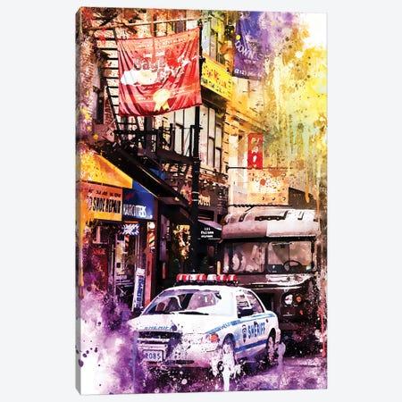 Sheriff Canvas Print #PHD763} by Philippe Hugonnard Canvas Art Print