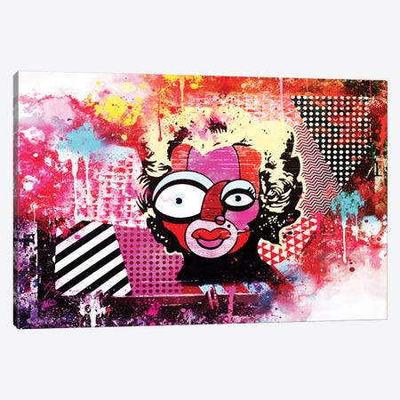 Strange Maryline Canvas Print #PHD766} by Philippe Hugonnard Canvas Art