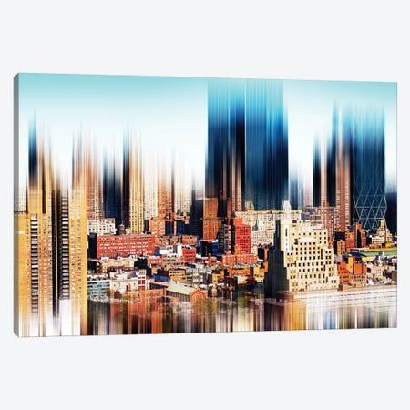 Midtown Manhattan Canvas Print #PHD79} by Philippe Hugonnard Canvas Print
