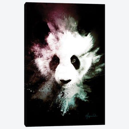 The Panda Canvas Print #PHD811} by Philippe Hugonnard Canvas Art Print