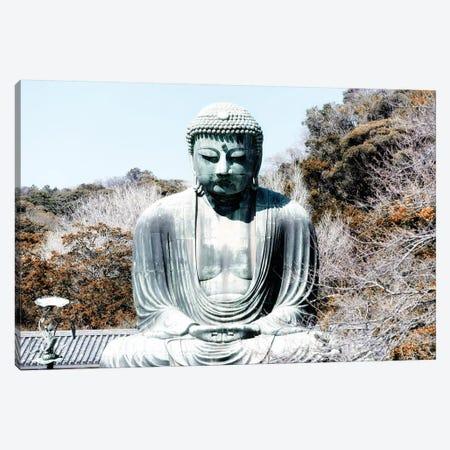 Great Buddha Canvas Print #PHD817} by Philippe Hugonnard Canvas Artwork