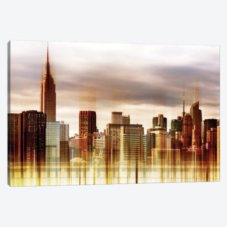 New York City Canvas Print #PHD81} by Philippe Hugonnard Canvas Art