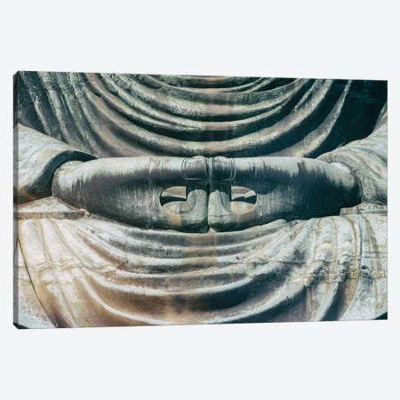 Buddha'S Hands Canvas Print #PHD823} by Philippe Hugonnard Canvas Artwork