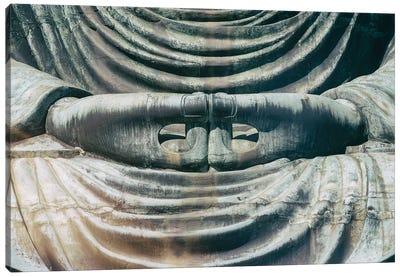 Buddha'S Hands Canvas Art Print