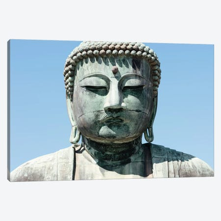 The Great Buddha II Canvas Print #PHD825} by Philippe Hugonnard Art Print