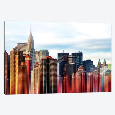 New York Canvas Print #PHD83} by Philippe Hugonnard Canvas Artwork