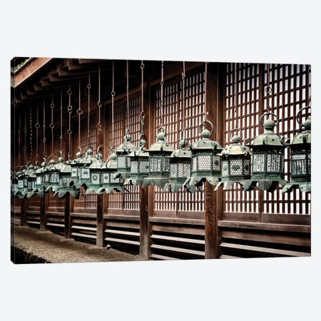Sacred Lanterns Canvas Print #PHD848} by Philippe Hugonnard Canvas Wall Art