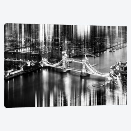 Tower Bridge - London Canvas Print #PHD87} by Philippe Hugonnard Canvas Print
