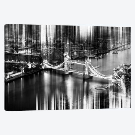 Tower Bridge - London Canvas Print #PHD87} by Philippe Hugonnard Canvas Print