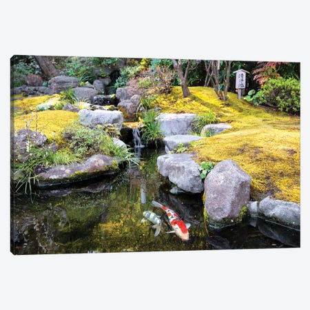 Japanese River Canvas Print #PHD884} by Philippe Hugonnard Canvas Art Print