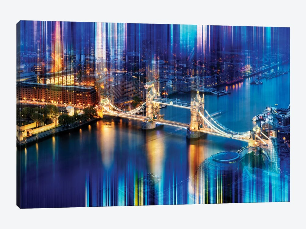 Tower Bridge by Philippe Hugonnard 1-piece Canvas Art