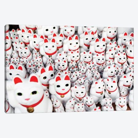 Lucky Cat Temple Canvas Print #PHD896} by Philippe Hugonnard Canvas Artwork