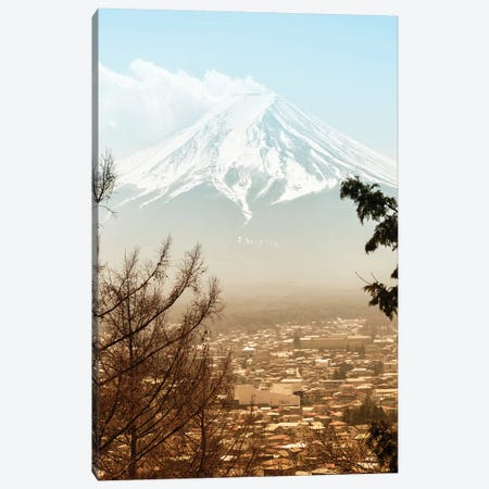 Mt. Fuji Canvas Print #PHD901} by Philippe Hugonnard Art Print