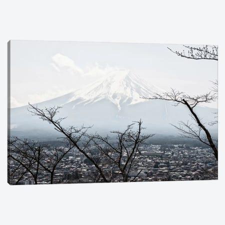 The Mt. Fuji Canvas Print #PHD903} by Philippe Hugonnard Canvas Print