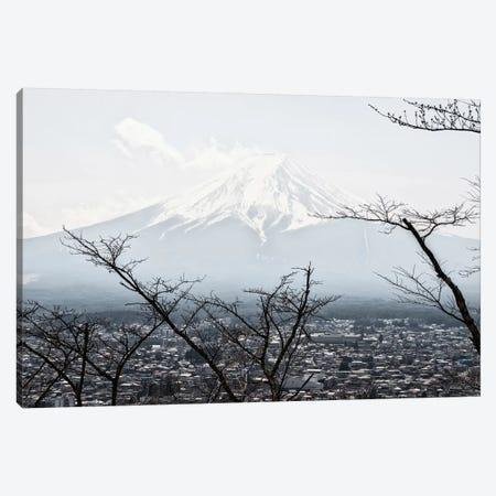 The Mt. Fuji Canvas Print #PHD903} by Philippe Hugonnard Canvas Print