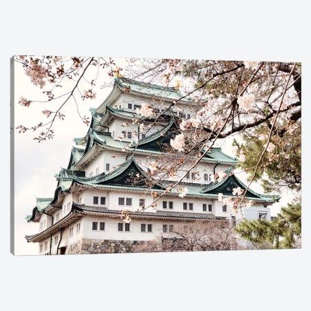 The Nagoya Castle Canvas Print #PHD904} by Philippe Hugonnard Canvas Art