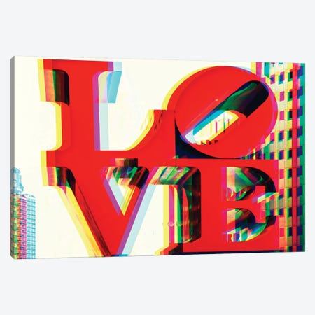 After Twitch Series - Love Canvas Print #PHD91} by Philippe Hugonnard Canvas Print
