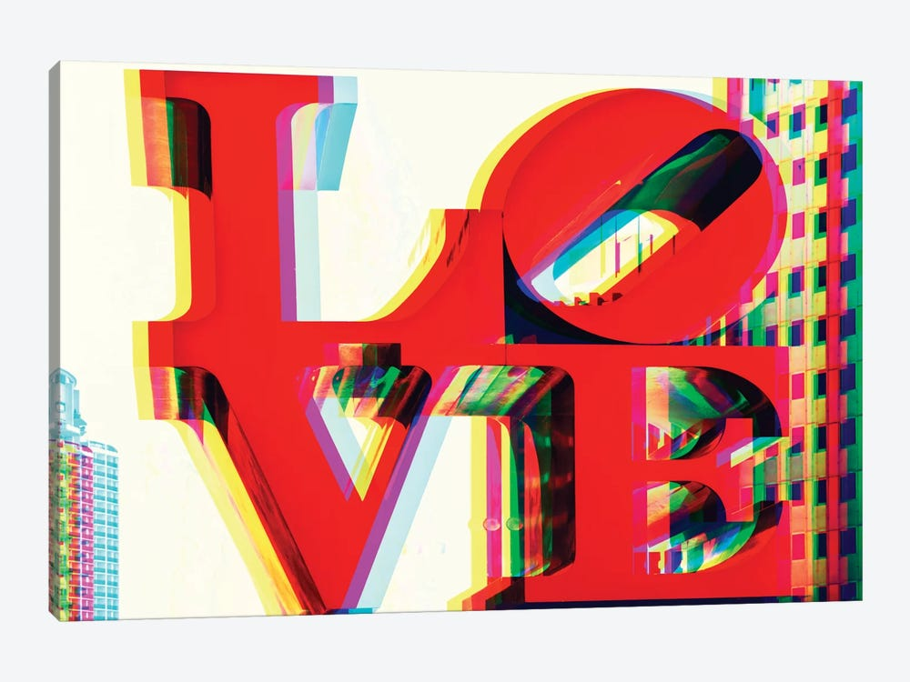 Love by Philippe Hugonnard 1-piece Canvas Art