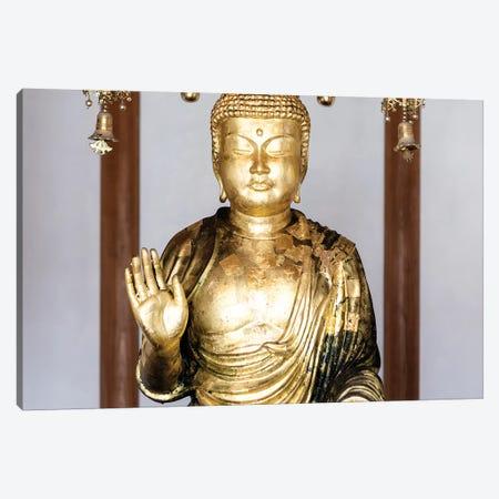 Golden Buddha II Canvas Print #PHD921} by Philippe Hugonnard Canvas Art Print