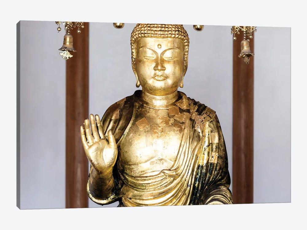 Golden Buddha II by Philippe Hugonnard 1-piece Art Print