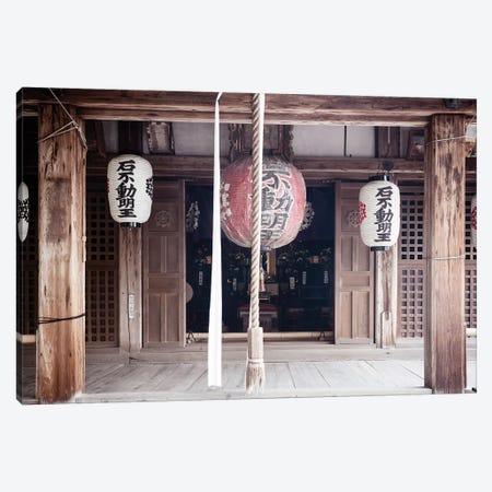 Japanese Temple Canvas Print #PHD928} by Philippe Hugonnard Art Print