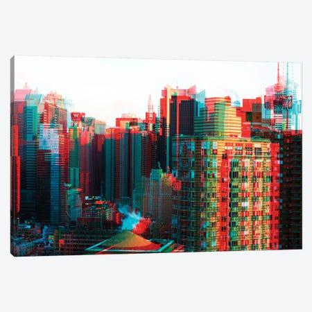 Manhattan Canvas Print #PHD92} by Philippe Hugonnard Canvas Print