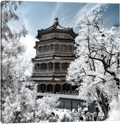 Another Look At China I Canvas Art Print