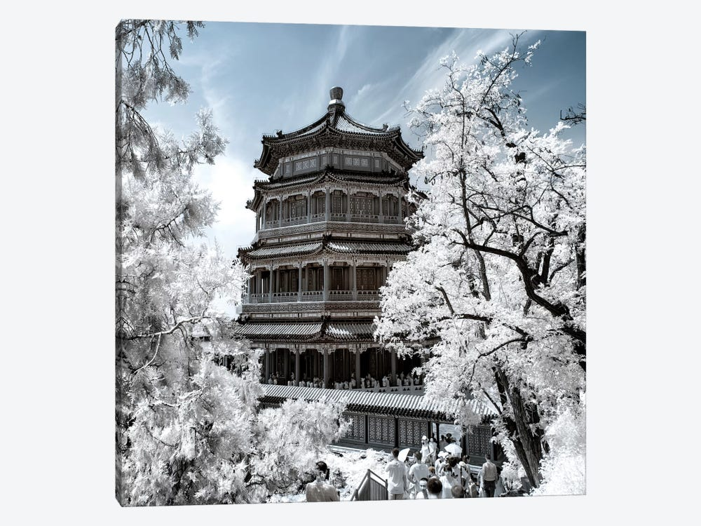 Another Look At China I by Philippe Hugonnard 1-piece Canvas Print
