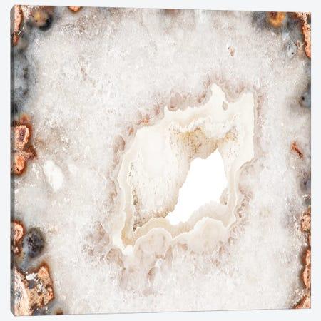 White Agate Canvas Print #PHD991} by Philippe Hugonnard Canvas Artwork
