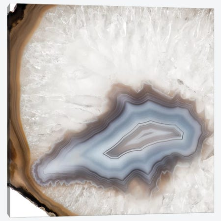 Drop Of Agate Canvas Print #PHD992} by Philippe Hugonnard Canvas Wall Art