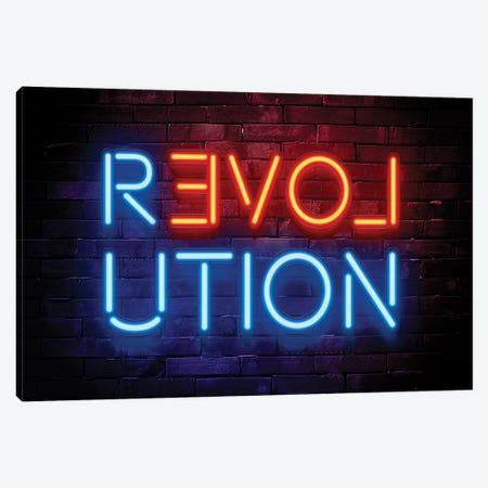 Revolution Canvas Print #PHD995} by Philippe Hugonnard Canvas Print
