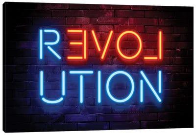 Revolution Canvas Art Print