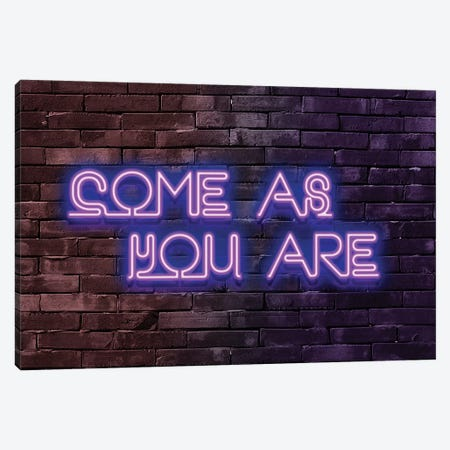 Come As You Are Canvas Print #PHD996} by Philippe Hugonnard Art Print