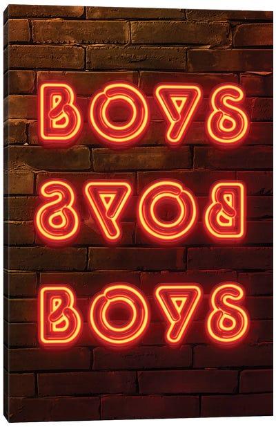 Boys Canvas Art Print