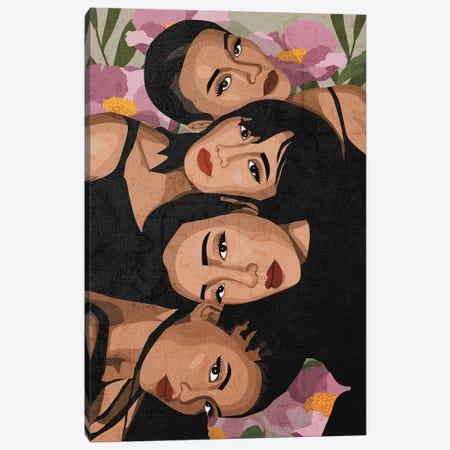 Asian Pride Canvas Print #PHG19} by Phung Banh Canvas Wall Art