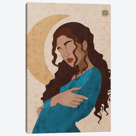 Cancer Canvas Print #PHG3} by Phung Banh Canvas Art Print