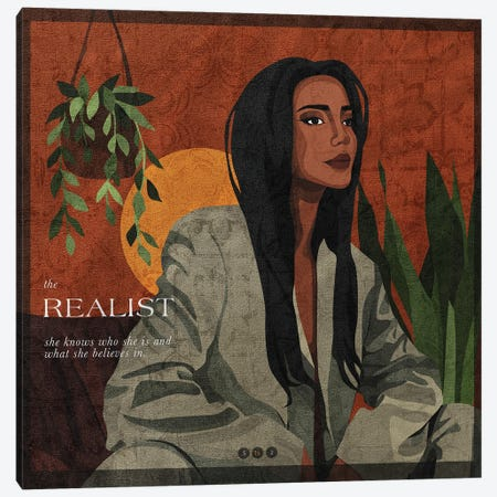 The Realist Canvas Print #PHG59} by Phung Banh Canvas Art