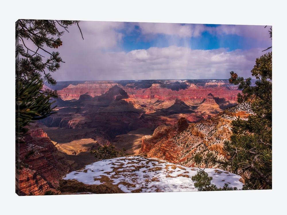USA, Arizona, Grand Canyon National Park South Rim by Peter Hawkins 1-piece Canvas Print