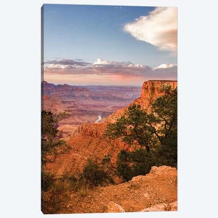 USA, Arizona, Grand Canyon National Park South Rim I Canvas Print #PHK2} by Peter Hawkins Canvas Art Print