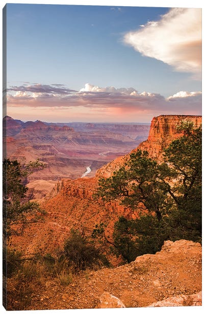 USA, Arizona, Grand Canyon National Park South Rim I Canvas Art Print