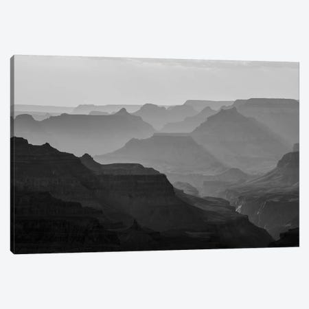 USA, Arizona, Grand Canyon National Park South Rim III Canvas Print #PHK4} by Peter Hawkins Canvas Wall Art