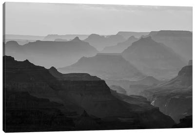 USA, Arizona, Grand Canyon National Park South Rim III Canvas Art Print