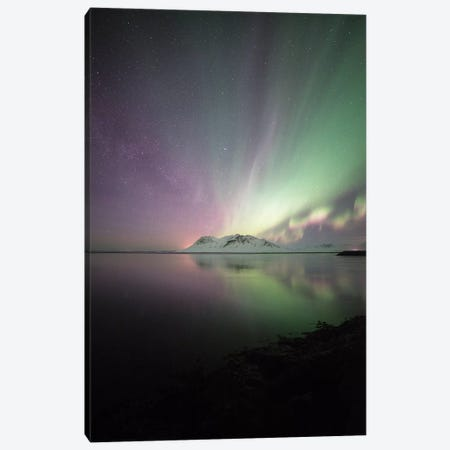Iceland Dreams Canvas Print #PHM100} by Philippe Manguin Canvas Print