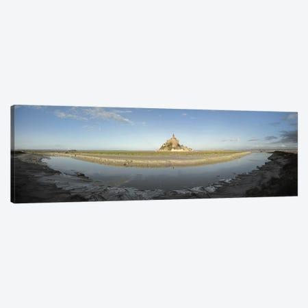Mont Saint Michel II Canvas Print #PHM147} by Philippe Manguin Canvas Art