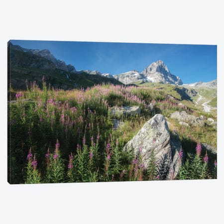 Mount Cervin Peak Canvas Print #PHM151} by Philippe Manguin Canvas Wall Art