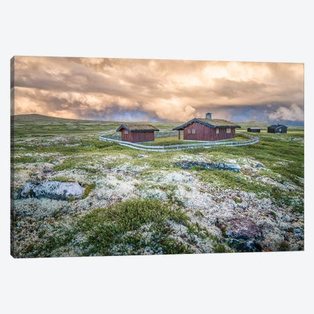Norway,  After The Storm II Canvas Print #PHM155} by Philippe Manguin Canvas Print