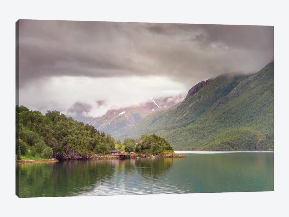 Norway Of Life by Philippe Manguin 1-piece Canvas Print