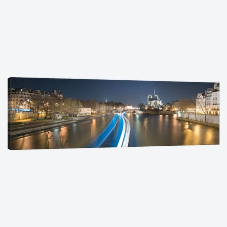 Notre Dame De Paris Canvas Print #PHM159} by Philippe Manguin Canvas Artwork